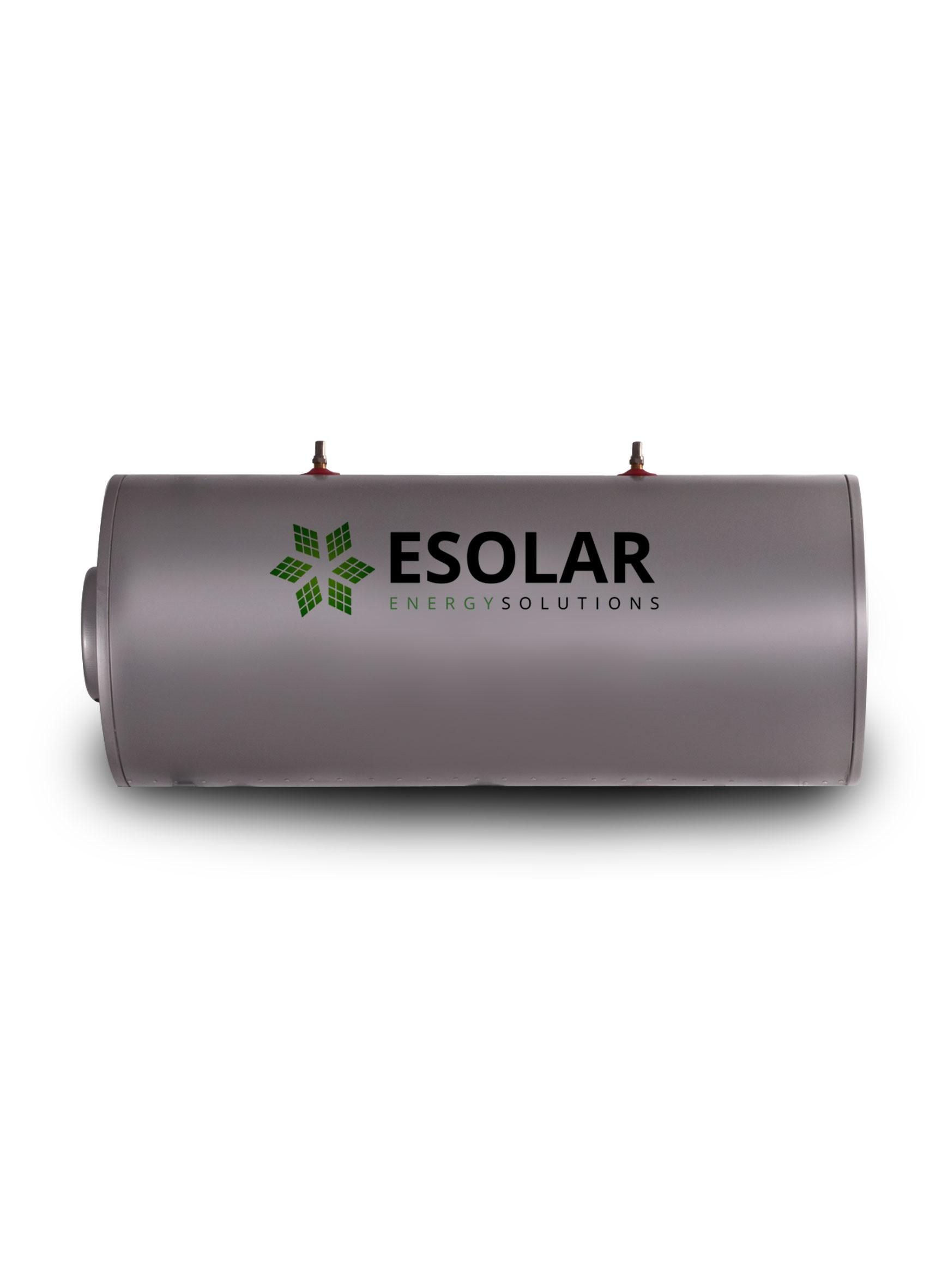 Μπόϊλερ (Καζάνι) Ηλιακού GLASS 100 Lt